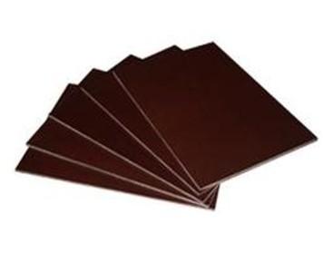 Hardpapier Pertinax plaat op maat